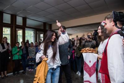 Зустіч зі студентами в Ізмаїлі