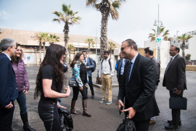 Щоденних туру по renewable-об'єктах Ізраїлю. День другий