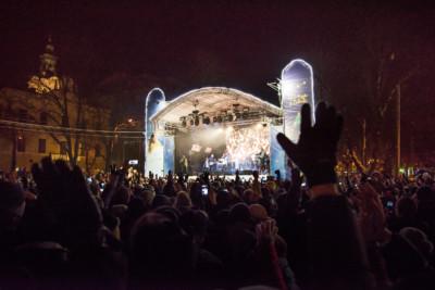 Різдво з Русланою у Львові