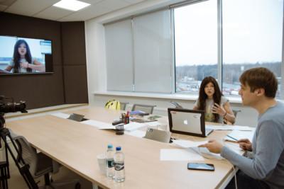 Онлайн-зустріч з членами та партнерами платформи Global 100% RE