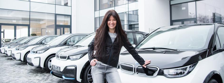 У Новий Рік на чистій енергії: Руслана пересідає на електромобіль