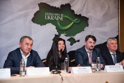 Запуск платформи Global 100% RE UKRAINE