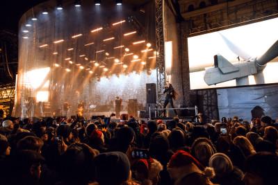 Зустріч Нового Року 2020. Святковий концерт