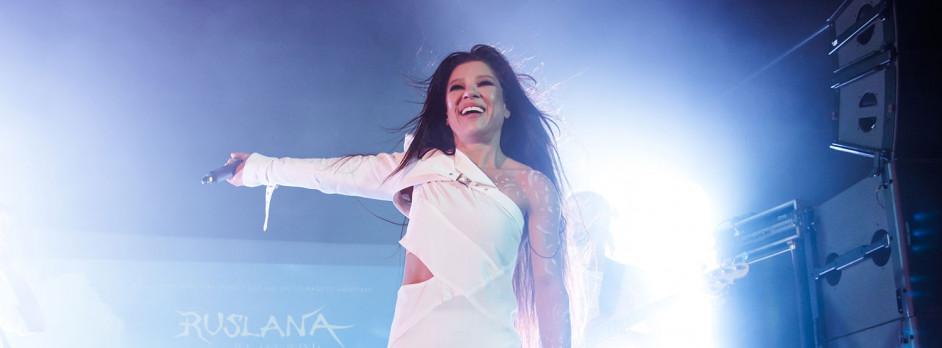 """Руслана – """"два в одному"""": співачка та Амбасадор відновлюваної енергії  презентувала новий поп-арт проєкт"""